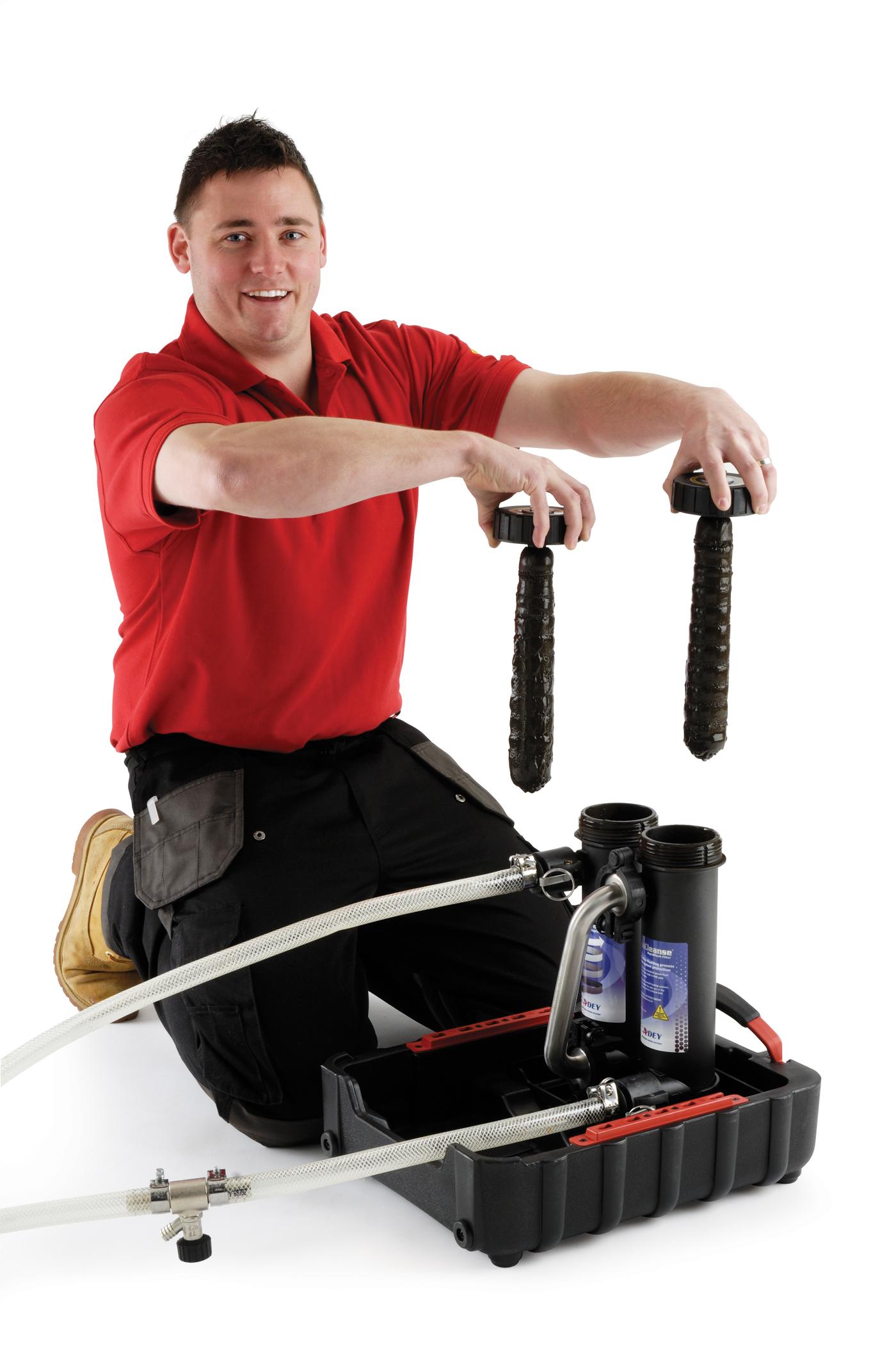 Bluewater Plumbing - MagnaCleanse Installer