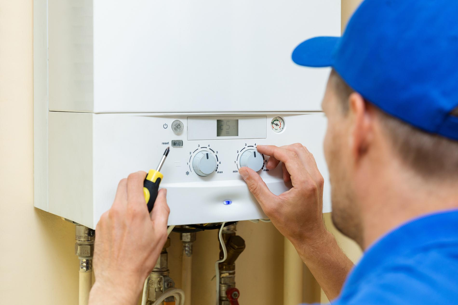 Bluewater Plumbing - Boiler Replacement